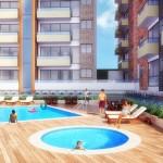 Piscina Conjunto Residencial Brisas Del Rio