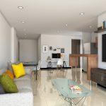 Alaska Apartamentos - Interior