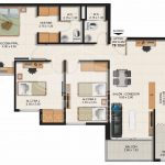 Planta Típica Tipo B (78.12 m2) Alaska Apartamentos